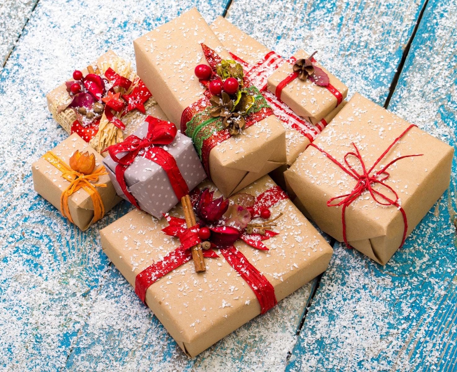 Картинки подарки к новому году своими руками