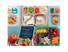 Идеи перекусов для школьников