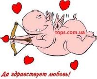 День влюбленных. 14 февраля