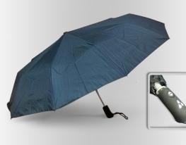 Зонт Антишторм черный фото