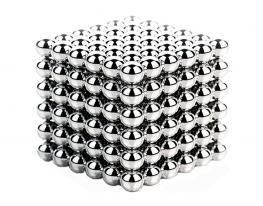 Магнитная головоломка конструктор Неокуб 216 шариков 4мм фото