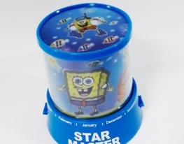 Проектор звездного неба Star Master Bob Bluе фото