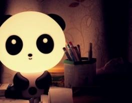 Светильник-ночник Панда фото