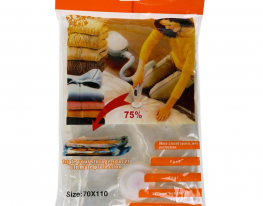 Вакуумный пакет для хранения вещей 70х110 фото 9