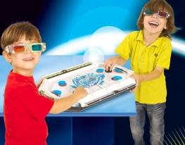 Аэрохоккей с 3D эффектом + Очки фото