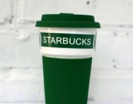 Чашка Starbucks Еco Life фото 2