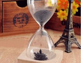 Магнитные песочные часы Magnet Hourglass фото