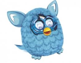 Интерактивная игрушка Furby Boom (Ферби бум) Голубенький фото