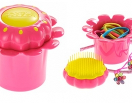 Расческа Tangle Teezer Magic Flowerpot фото