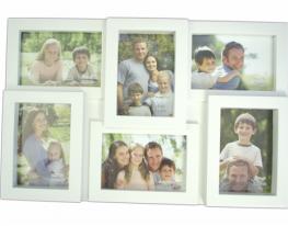 Фотоколлаж на 5 фото Семейная Идилия