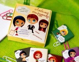 Шоколадный набор Любимые сотрудники мини фото