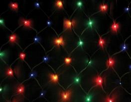 Гирлянда сетка 240 led фото