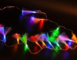 Гирлянда светодиодная нити 100 LED мультик