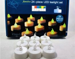 Декоративные свечи Flameless LED Tealight 24 шт фото