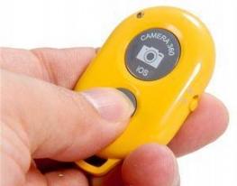 Bluetooth управление камерой смартфона фото