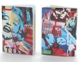 Обложка виниловая на паспорт Мэрилин Монро фото