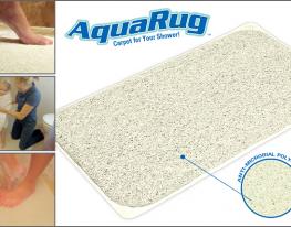 """Коврик для ванной комнаты """"AquaRug"""" фото"""