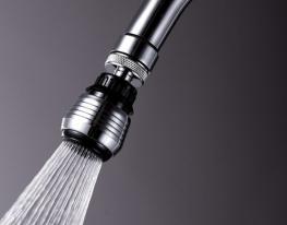 Насадка для экономии воды двухрежимная фото