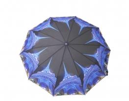 Зонт Антишторм Ночной Париж фото