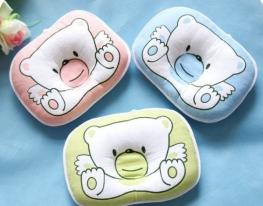 Подушка для новорожденных фото