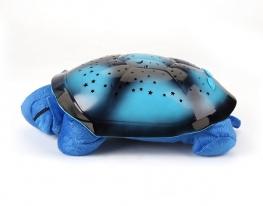 Проектор звездного неба Черепаха музыкальная Синяя