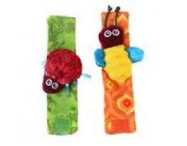 купить Развивающие детские браслетики Lamaze