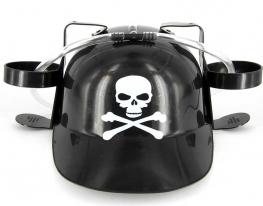 Шлем для напитков Веселый Роджер фото