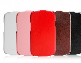 "Чехол-книжка для Samsung i9300 Galaxy S3 ""HOCO Duke"" фото"
