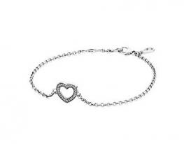 купить Серебряный браслет Pandora Сердце