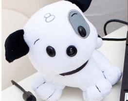 Веб - камера Собачка Белый Бим фото