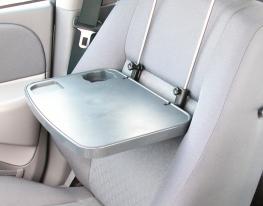 Универсальный автомобильный столик фото