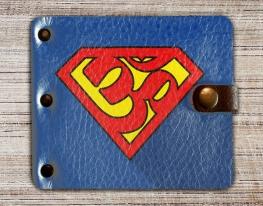 Зажим для денег СуперГерой фото