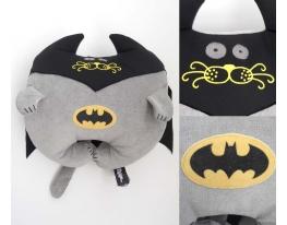 Мягкая игрушка Кот Бетмен Большой фото