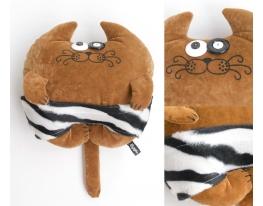 Мягкая игрушка Кот Тарзан фото