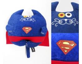 Мягкая игрушка Кот Супермен Большой фото