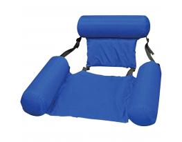 Надувное сидение для плавания Синее фото