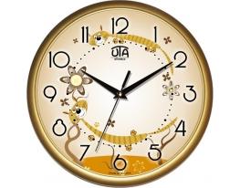Часы настенные круглые Котики фото