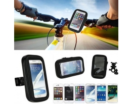 Чехол на телефон с креплением для велосипедов фото