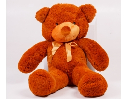 Плюшевый медведь Украина 100 см Коричневый фото 1