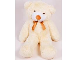 Плюшевый медведь Тедди 100 см Кремовый фото 2