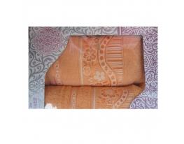 Подарочный набор махровых полотенец фото