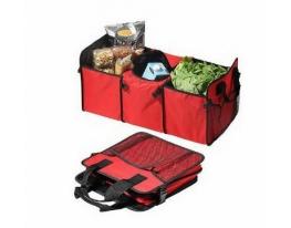 Термо - сумка складная, багажник для автомобиля фото