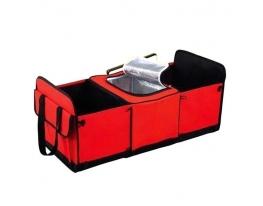 Термосумка органайзер - холодильник в багажник автомобиля Trunk фото