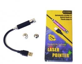 Лазерная указка работающая от USB фото