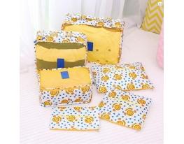 Органайзеры дорожные набор 3+3 сумки Смайл фото