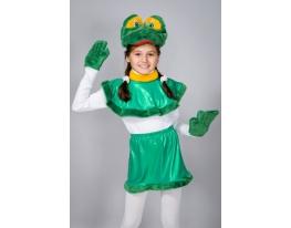 Детский карнавальный костюм Жабка фото 2