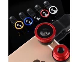 Увеличивающая линза - макро-объектив для камеры Рыбий глаз фото