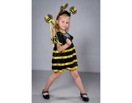 Детский карнавальный костюм Пчелка фото 1