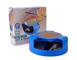 Игрушка для кошек Поймай Мышку фото