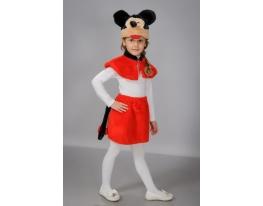 Карнавальный костюм Минни маус фото